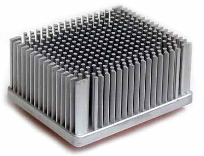 Electronic heat sink manufacturer