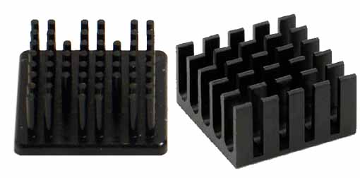 Heat sink of high-power switch tube