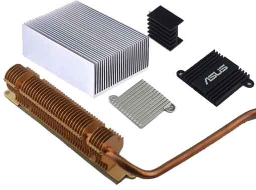 Compare the heat dissipation effect of aluminum and copper heat sinks